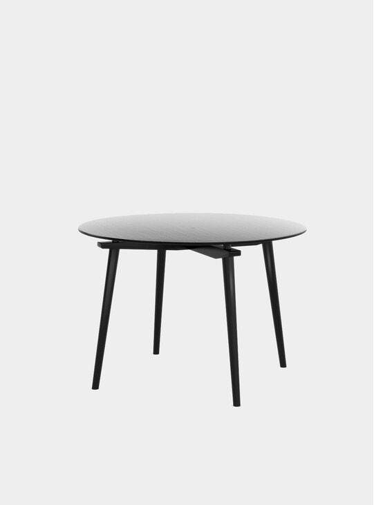 Black CC Dining Table