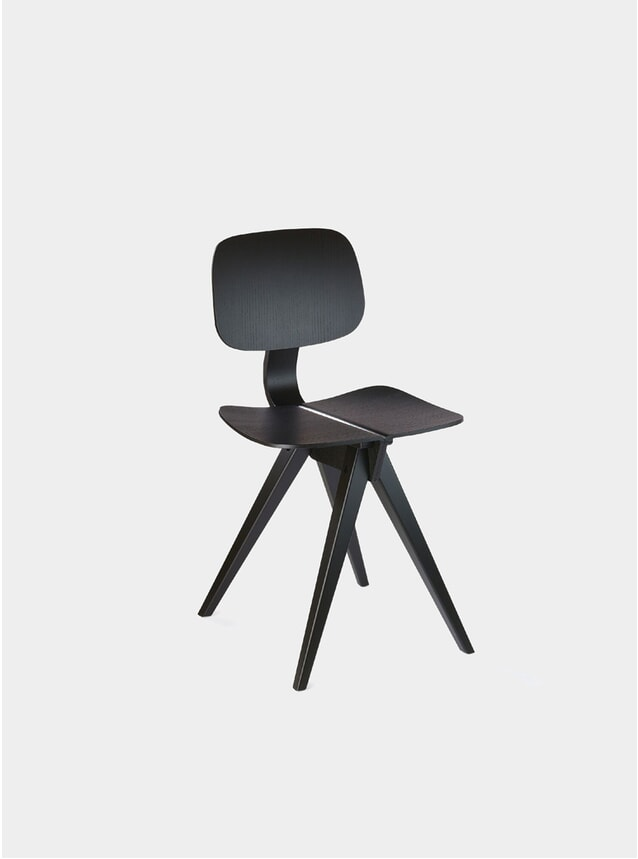 Black Mosquito Dining Chair