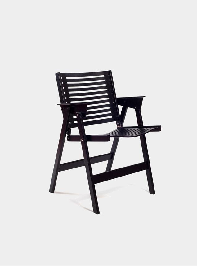Black Rex Chair