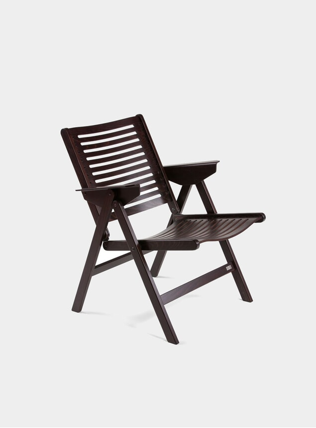 Dark Brown Rex Lounge Chair