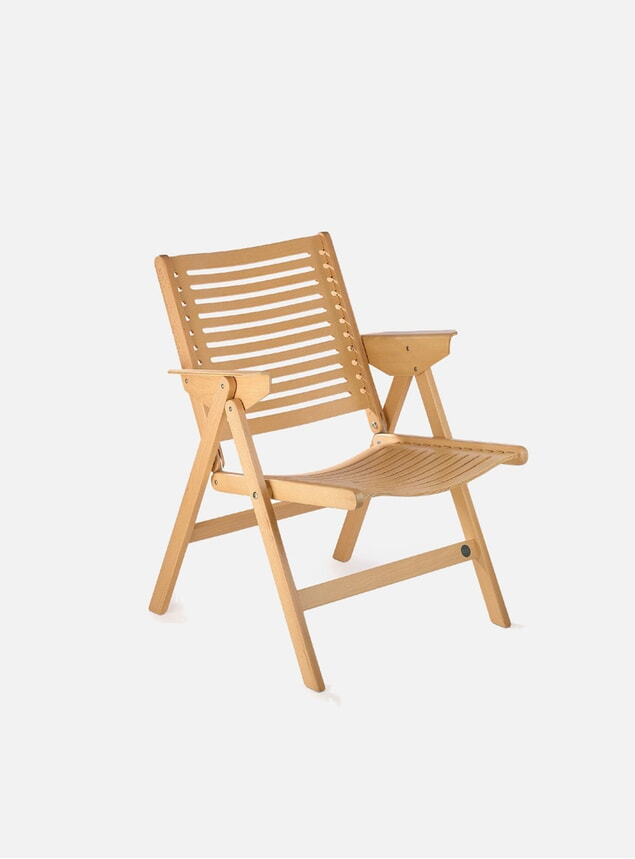 Natural Rex Lounge Chair
