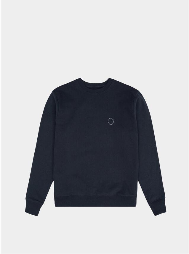 Midnight Created From Waste Classic Sweatshirt