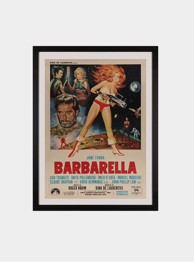 Barbarella, 1968 Original Poster