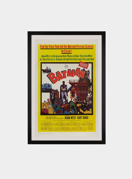 Batman, 1966 Original Poster