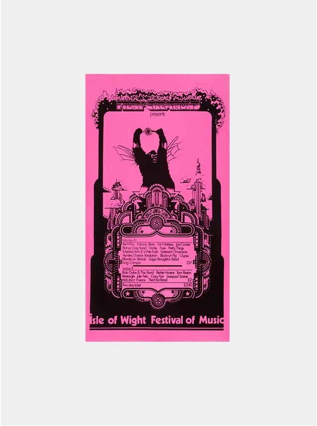 Isle of Wight Festival, 1969 Original Poster