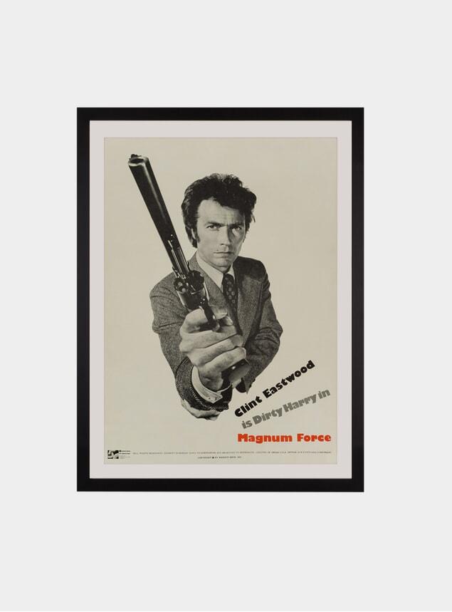 Magnum Force, 1973 Bill Gold Original Poster