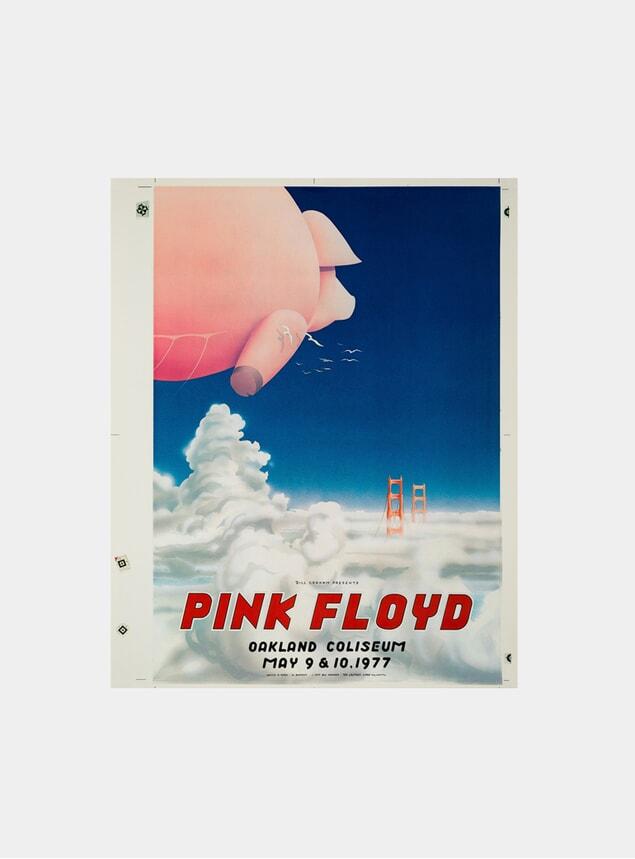 Pink Floyd, 1977 Original Poster