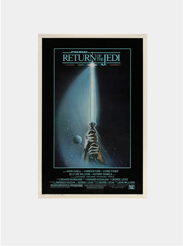 Return Of the Jedi, 1983Original Poster