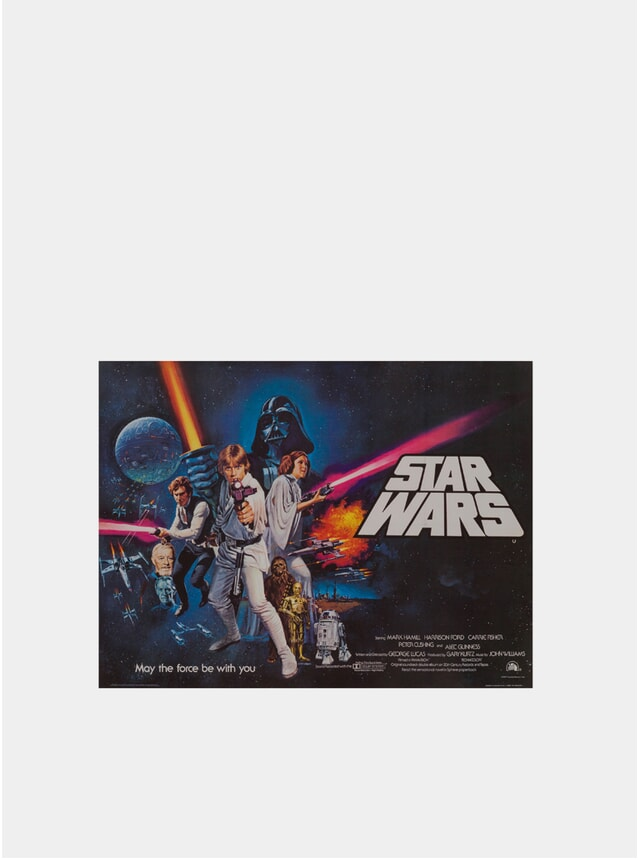 Star Wars, 1977 Original Poster