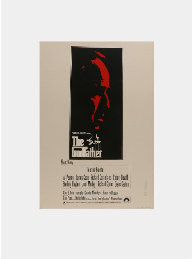 Godfather, 1972 Original Poster