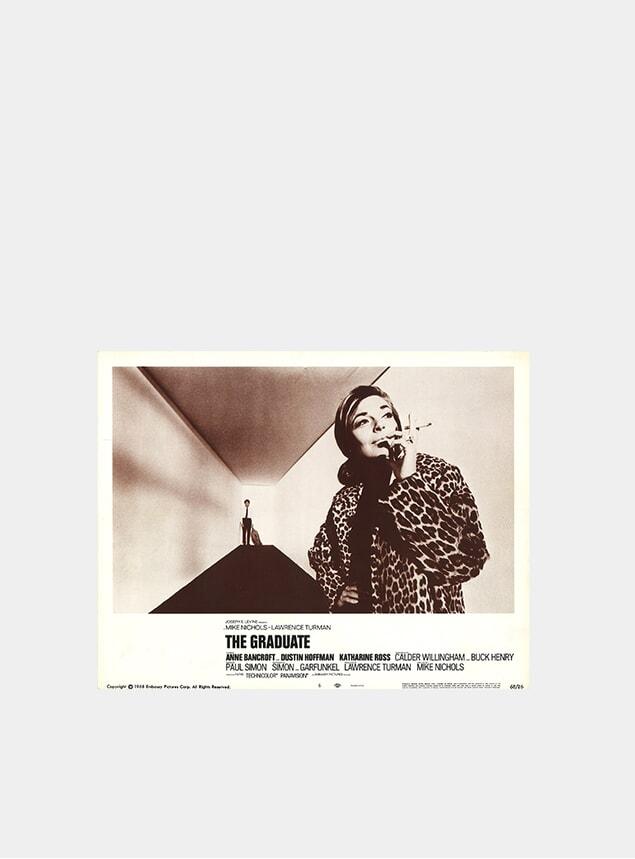 The Graduate, 1967 Original Poster