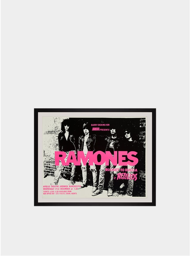 The Ramones, 1977 Original Poster