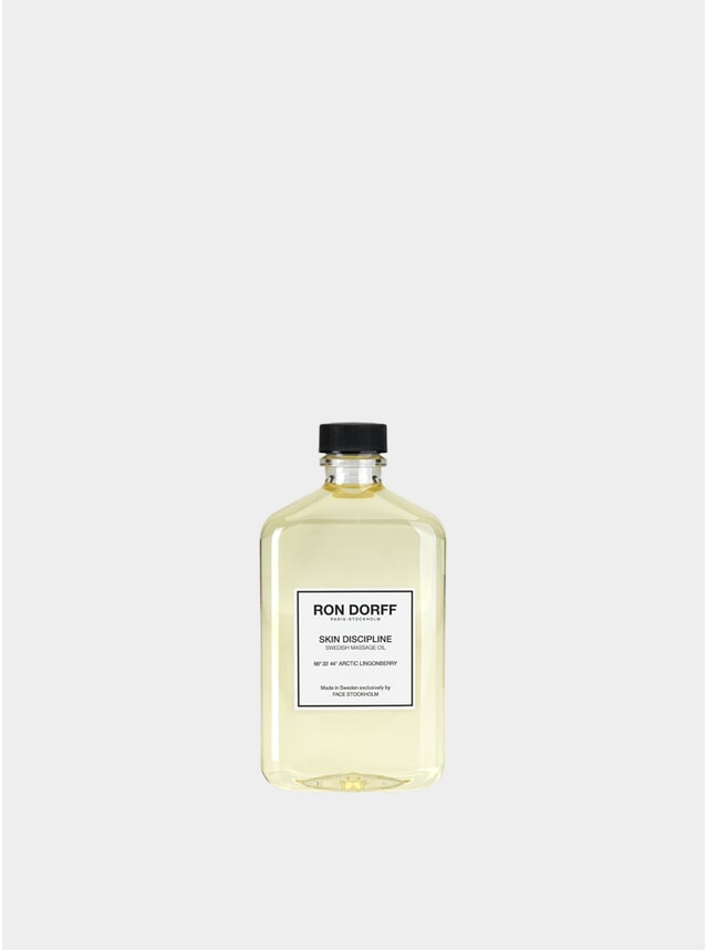 Skin Discipline Swedish Massage Oil