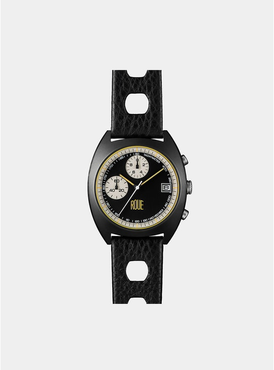 Black / Black CHR Two Watch