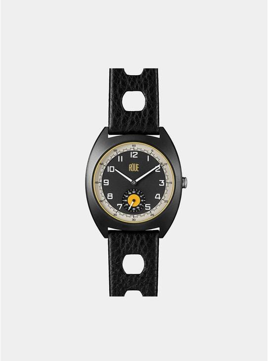 Black / Graphite Dial Logo SSD Two Watch