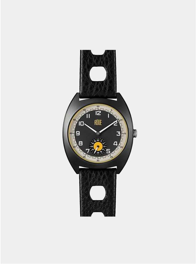 Black / Graphite Dial Logo SSD Two Watch