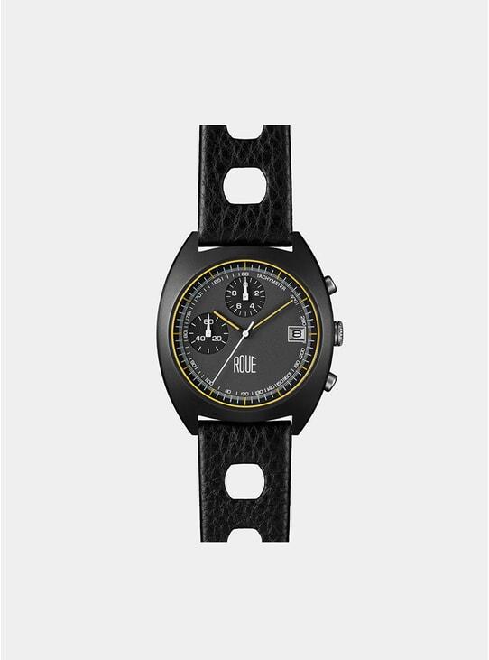 Black / Gun Metal CHR One Watch