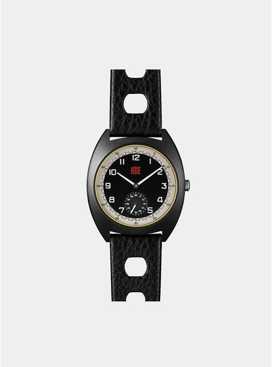 Black / Red Logo SSD One Watch