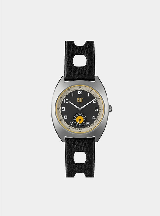 Silver / Graphie Dial SSD Three Watch