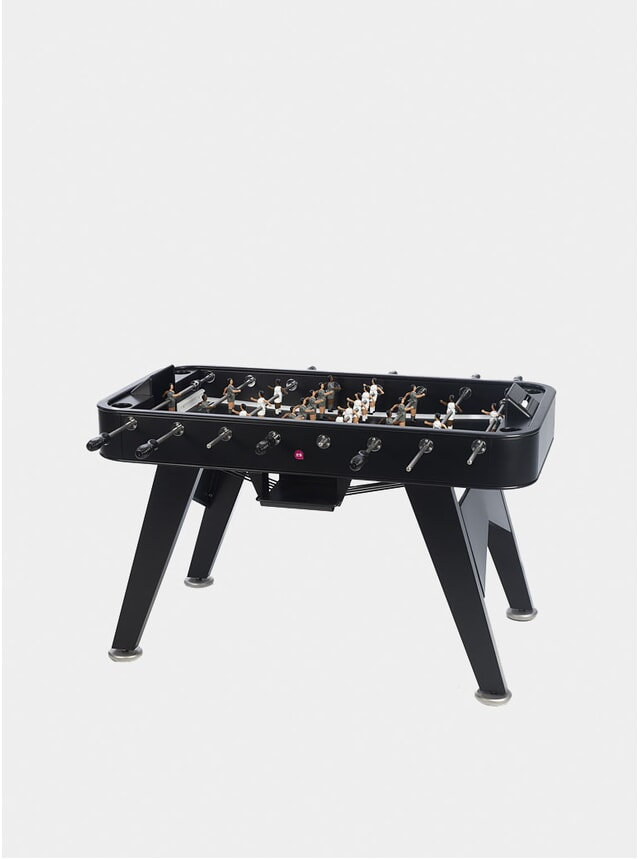Black RS2 Indoor Foosball Table