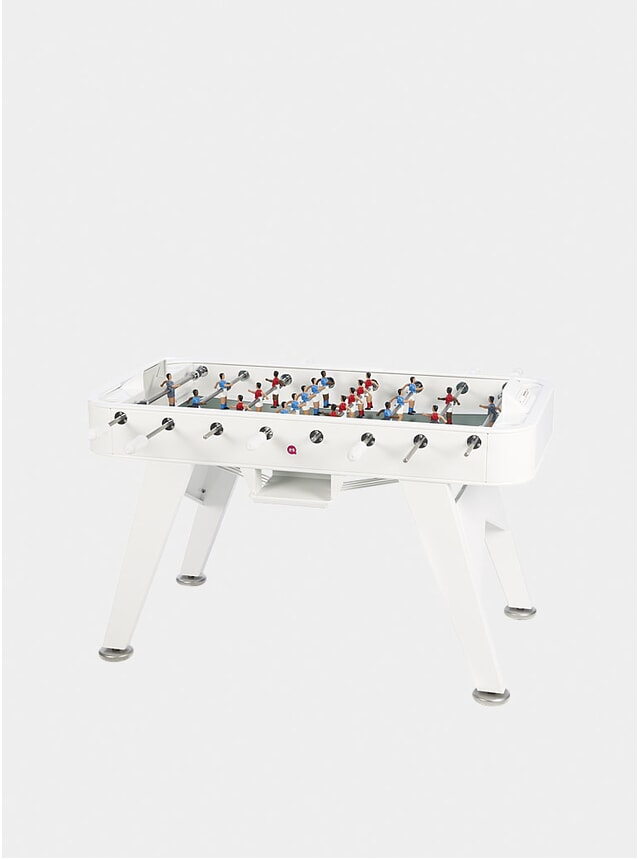 White RS2 Indoor Foosball Table