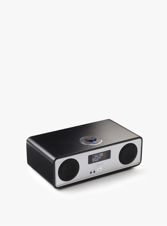 Soft Black R2 Music Streaming System