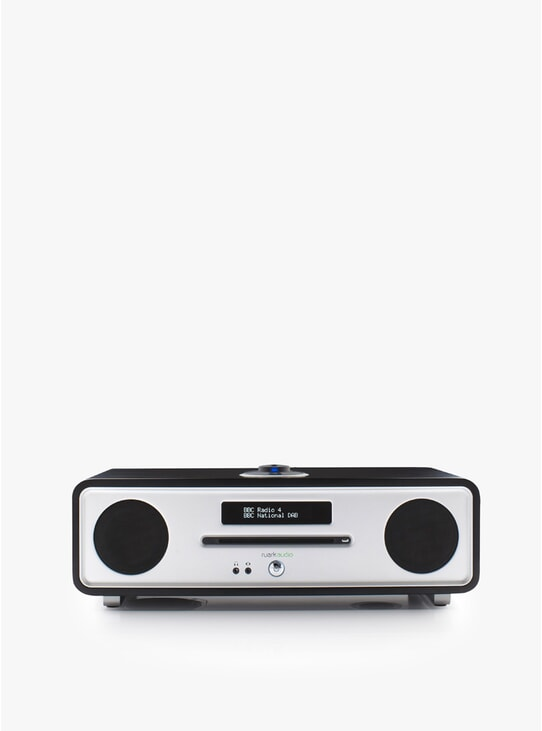 Soft Black R4 Integrated Music System
