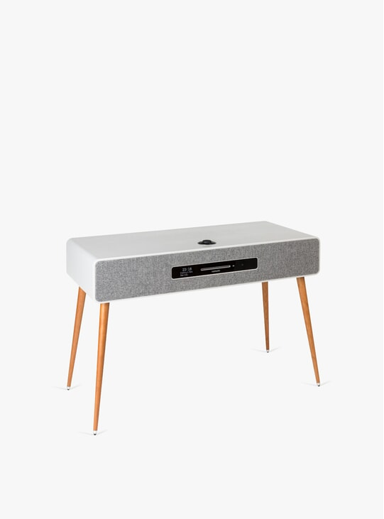Soft Grey R7 High Fidelity Radiogram