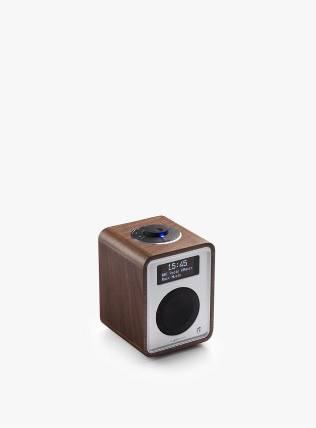 Walnut R1 Deluxe Bluetooth Radio
