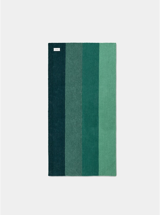 Forest Gradient PET Rug