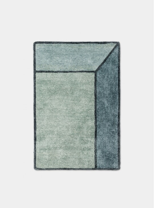 Jade Illusion Rug
