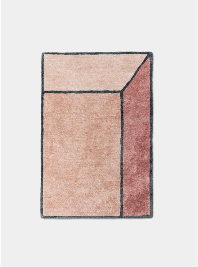 Terracotta Illusion Rug