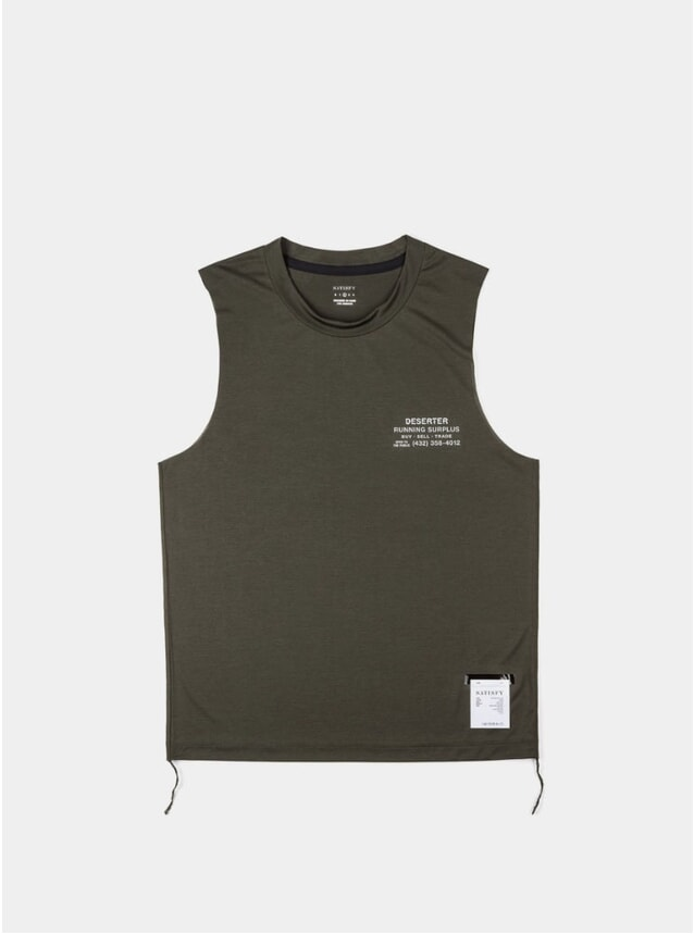Army Light Muscle Vest