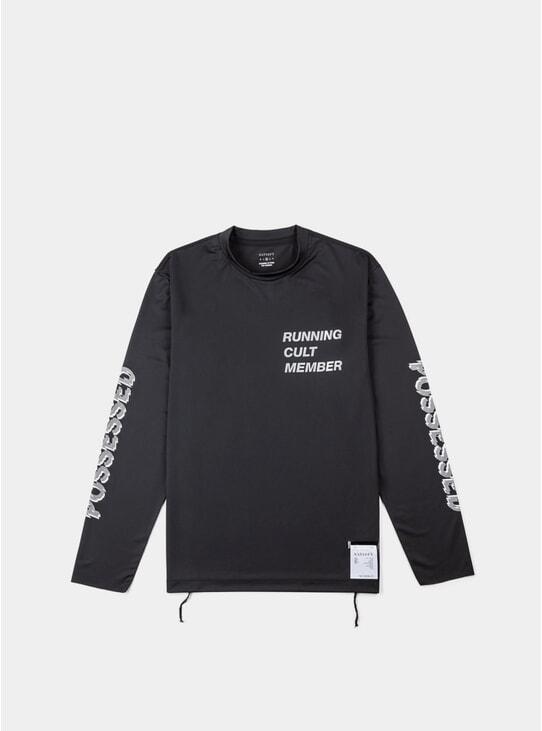 Black Light LS T Shirt
