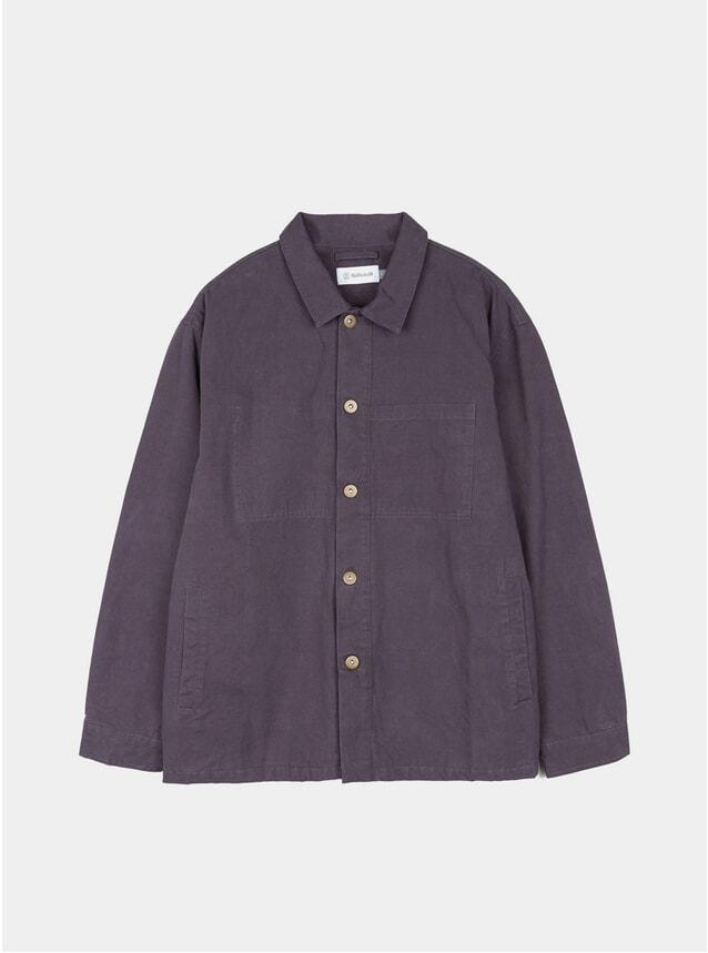 Dark Indigo Utility Jacket