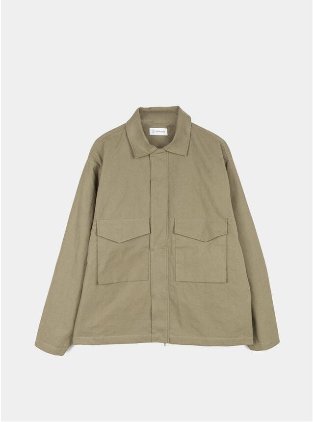 Olive Kodo Jacket