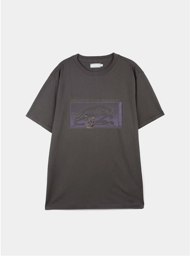Washed Black Beyond T Shirt