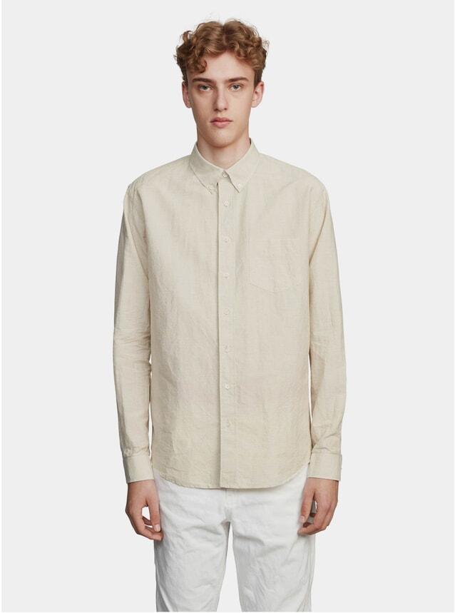 Sand Linen One Shirt