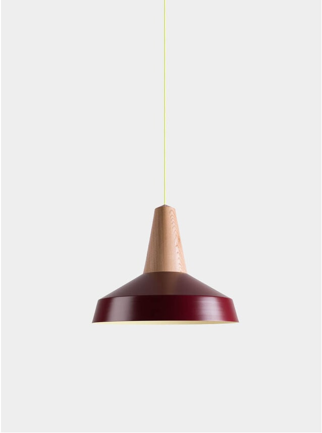 Burgundy Eikon Circus Light
