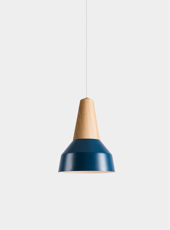 Nordic Blue Ash Eikon Light