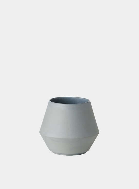 Unison Ceramic Sugar Bowl-Cloud Blue