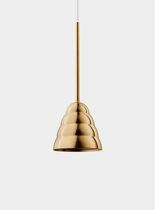 Brass Figura Stream Lighting