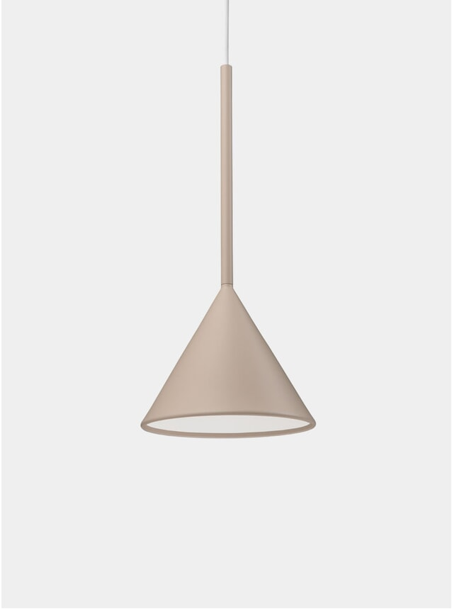 Desert Sand Figura Cone Lighting