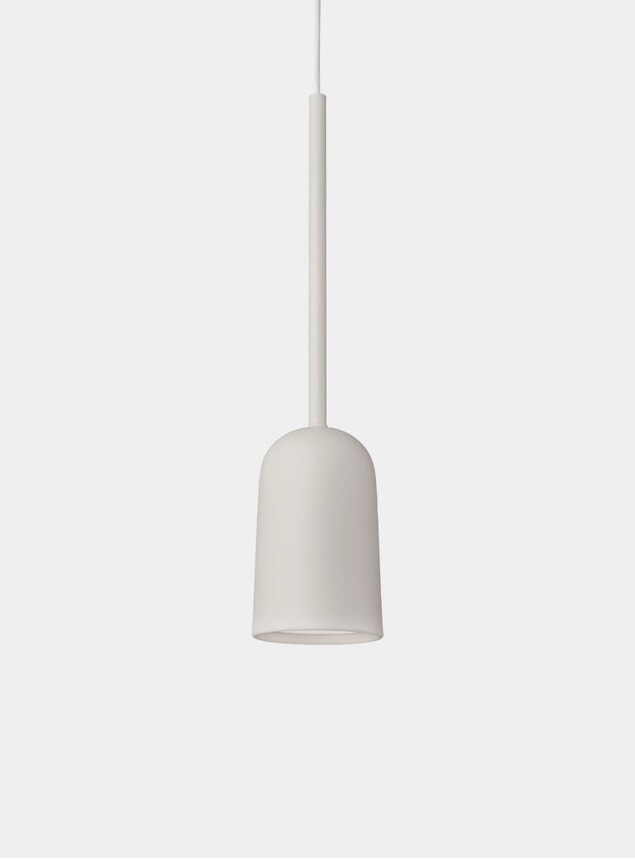 Soft White Figura Arc Lighting