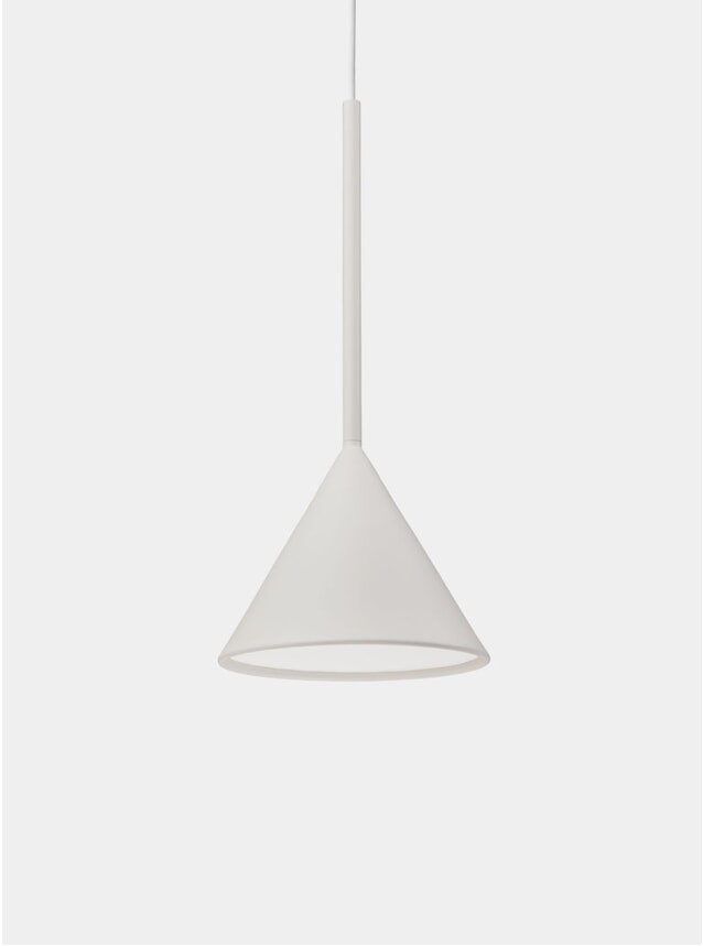 Soft White Figura Cone Lighting