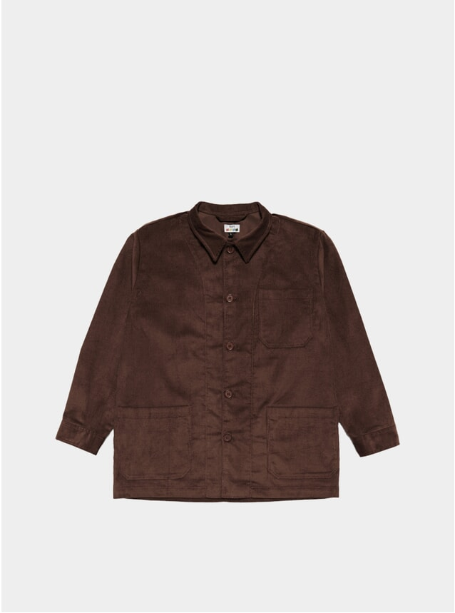 Brown Work Shirt
