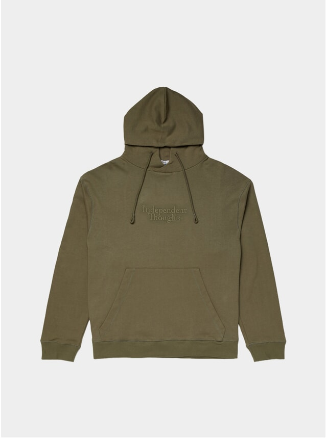 Olive Independent Thought Hoodie