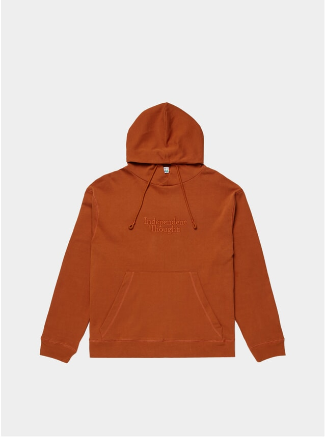 Rust Independant Thought Hoodie