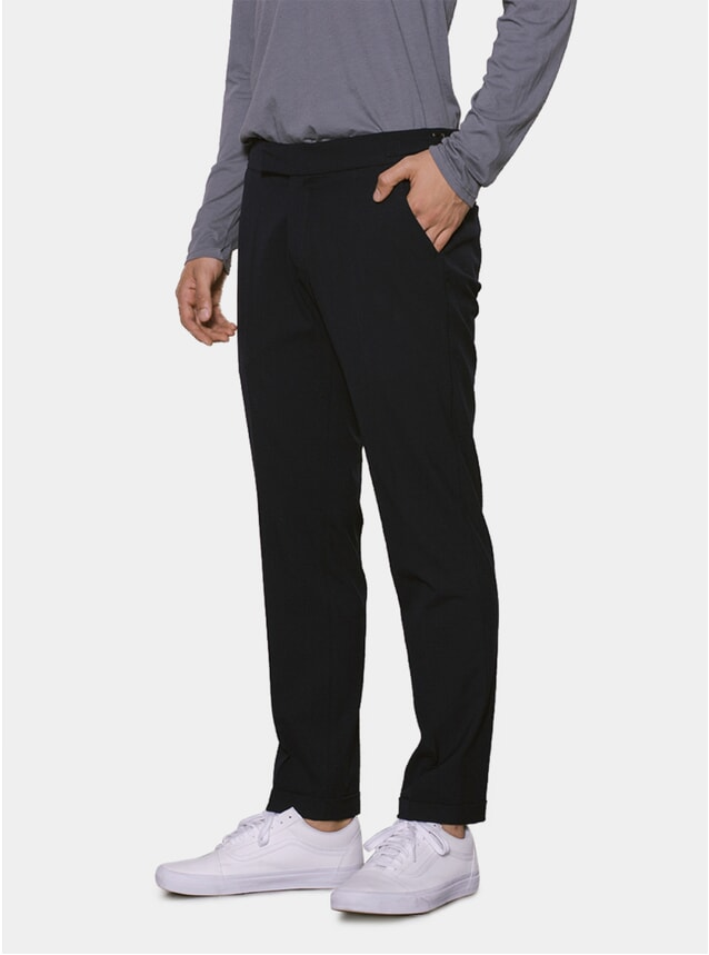Black Formal Pants