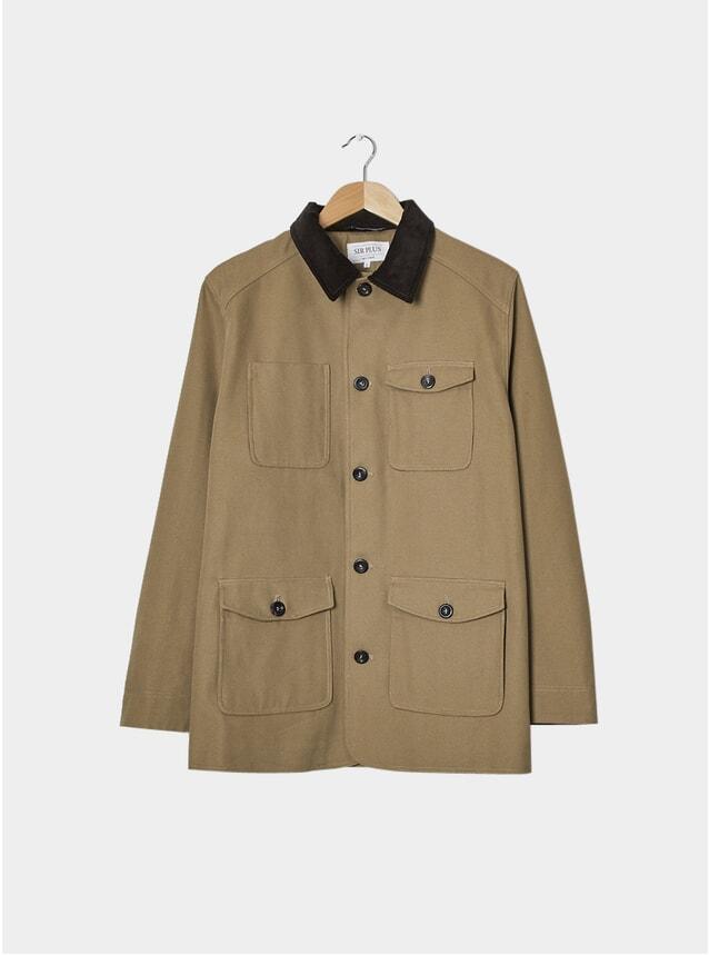 Tan Duck Jacket